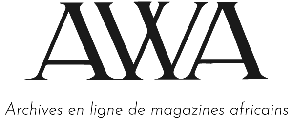 AWA Magazine - Archives en ligne de magazines africains