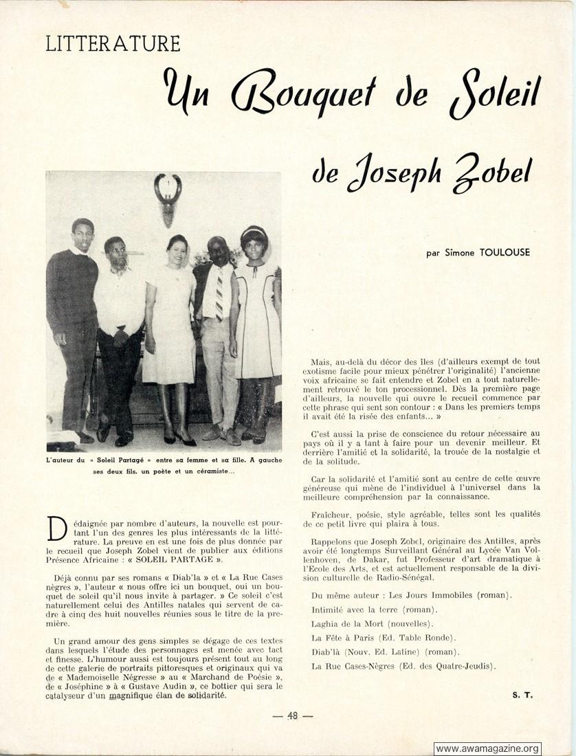 January 1966 Page 48 Awa Magazine